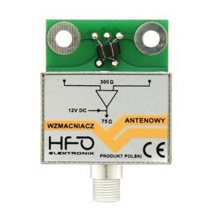 Předzesilovač do síťové antény 25 dB LNA-169