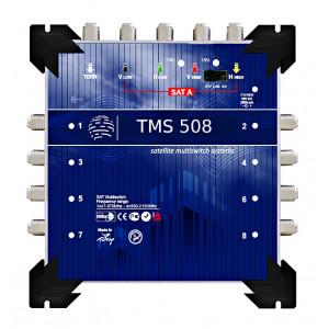 Multipřepínač TMS-508 pro 8 účastníků