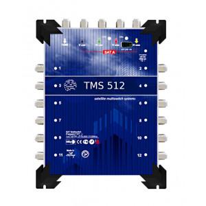 Multipřepínač TMS-512 pro 12 účastníků
