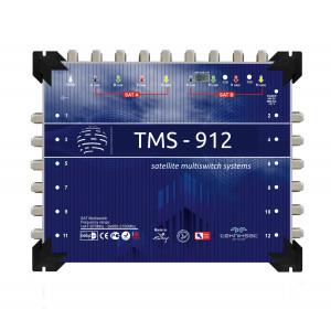 Multipřepínač TMS-912 pro 12 účastníků Skylink