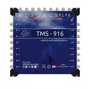 Multipřepínač -TMS 916 pro 16 účastníků Skylink