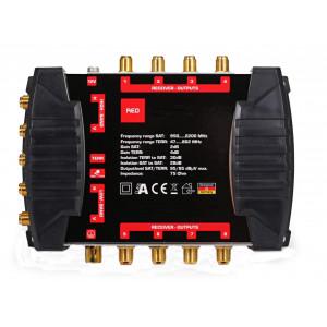 Multipřepínač Evercon RED-508