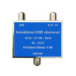 Slučovač SL-5557