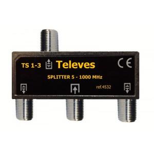 Rozbočovač TELEVES TS 1-3