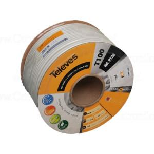 Koaxiální kabel TELEVES 5 mm - cívka 150 m