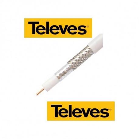 Koaxiální kabel CU TELEVES 6,8 mm