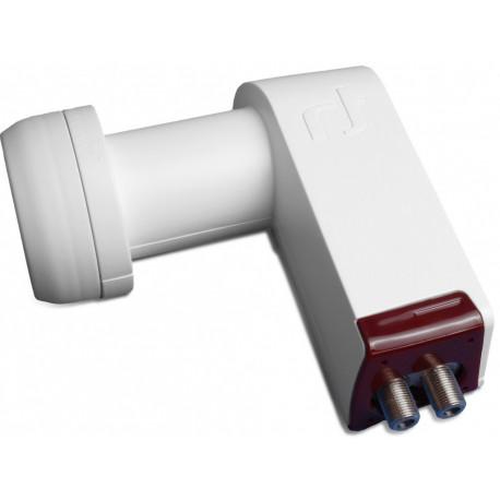 LNB konvertor Inverto Red Extend Twin 0,3 dB