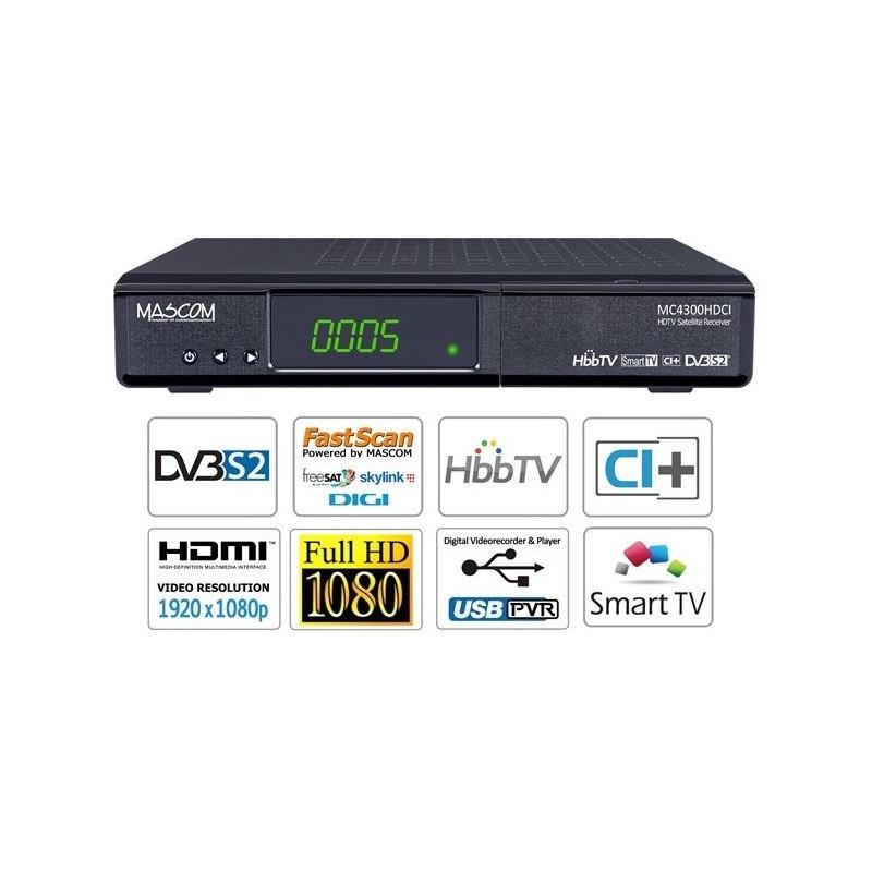 Mascom MC4300HDCI