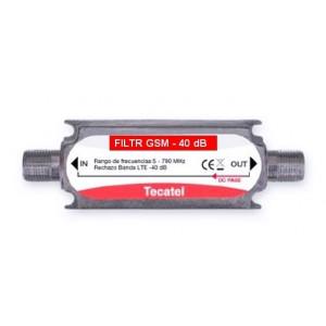 Anténní filtr LTE 40 dB