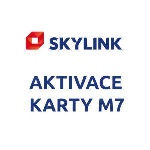 Skylink - AKTIVACE karty M7