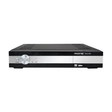 PRESTIGE DVB-S2 přijímač Twin tuner CI LAN PVR