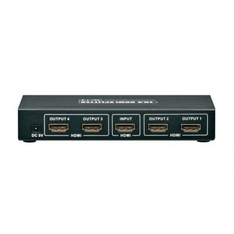 HDMI rozbočovač aktivní MASTERCON HD-142