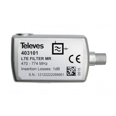 LTE filtr TELEVES 470 - 774 MHz