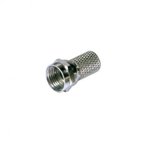 F konektor 7 mm šroubovací