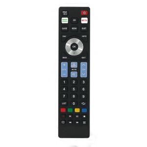 Univerzální dálkový ovládač UNI-5 pro TV Panasonic, LG, Samsung, Philips
