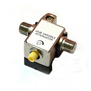 Útlumový článek regulovatelný MASTERCON 0-20 dB