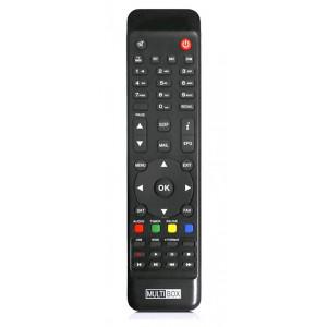 Dálkový ovládač Multibox HD - MINIZEBRA HD SE
