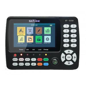 COMBO měřící přístroj SATLINK ST-5150 CZECH edition