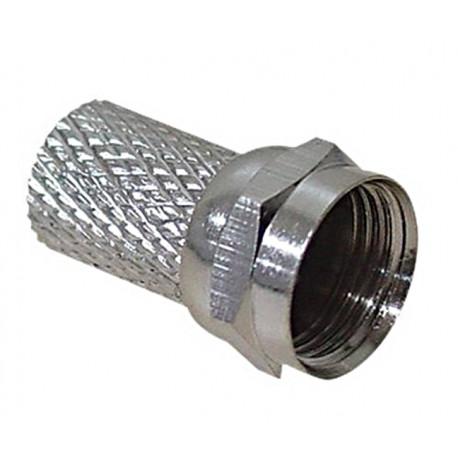 F konektor 7,5 mm šroubovací