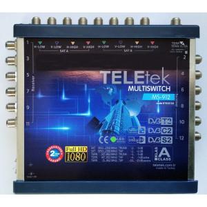 Multipřepínač Teletek MS-912